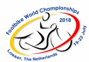 Footbike World Champs 2018
